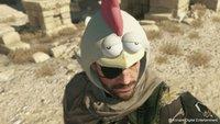 MGS 5 - The Phantom Pain: Chicken Hat - so bekommt ihr die Hühnermaske