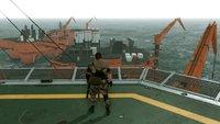 MGS 5 - Phantom Pain: Über 30 Minuten Gameplay zur Mother Base veröffentlicht
