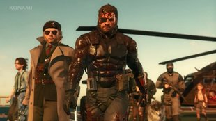 MGS 5 - The Phantom Pain: Der Launch-Trailer ist da!