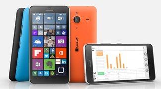Microsoft Lumia 640 XL: Hardware-Daten, Preis und Release