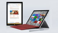 Microsoft Surface 3 mit 4 GB RAM & 64 GB im EDU-Bundle mit Stylus & Type Cover für nur 629€