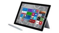Surface Pro 4 mit 12 Zoll sowie 13 bis 14 Zoll erwartet