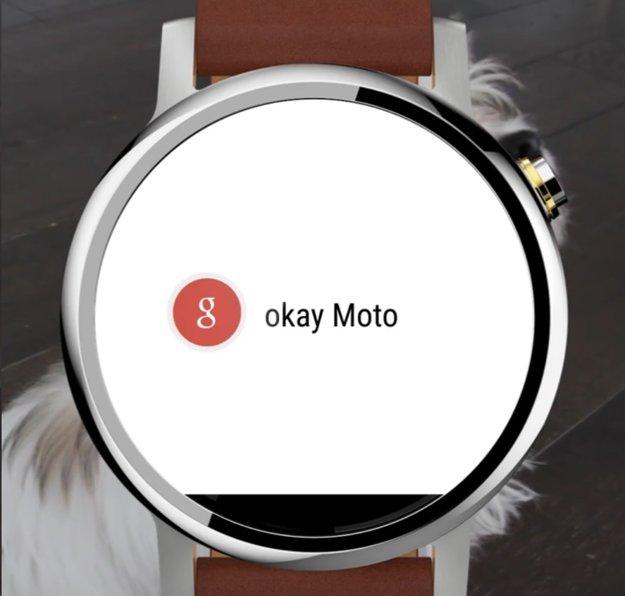 Motorola Moto 360 (2015): Durch Hersteller geleakt, kommt in zwei Größen