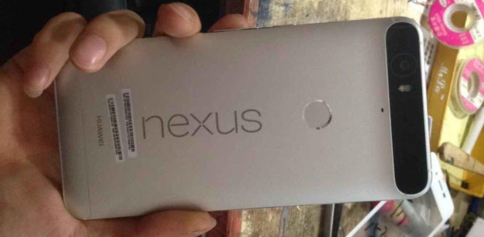 Nexus 6 (2015) mit Snapdragon 810 und 3 GB RAM