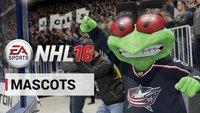 NHL 16: Maskottchen aller Teams im Überblick und weitere Neuerungen