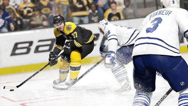 NHL 16: So wirst du zum Hockey-Pro