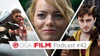 GIGA FILM Podcast #42: Mission Impossible 5, Star-Wars-Serie, Horns & Aloha