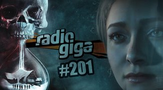radio giga #201: Until Dawn - Wenn Spiel auf Film trifft
