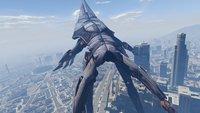 Diese Mod verschafft euch einen Mass Effect Reaper über Los Santos
