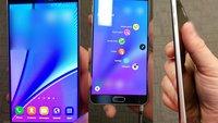 Samsung Galaxy Note 5 kommt offenbar mit geschrumpftem Akku [Gerücht]