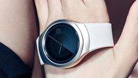 Samsung Gear S2: Runde Smartwatch kommt zur IFA, erste offizielle Bilder [Update: Video]