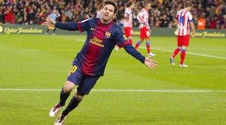 Fußball-Supercup heute: FC Barcelona – FC Sevilla im Live-Stream bei ZDF