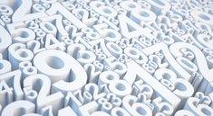 Zahlen-Bedeutung: Spirituell, biblisch, chinesisch - von 1bis 666 - das kleine Alphabet der Numerologie