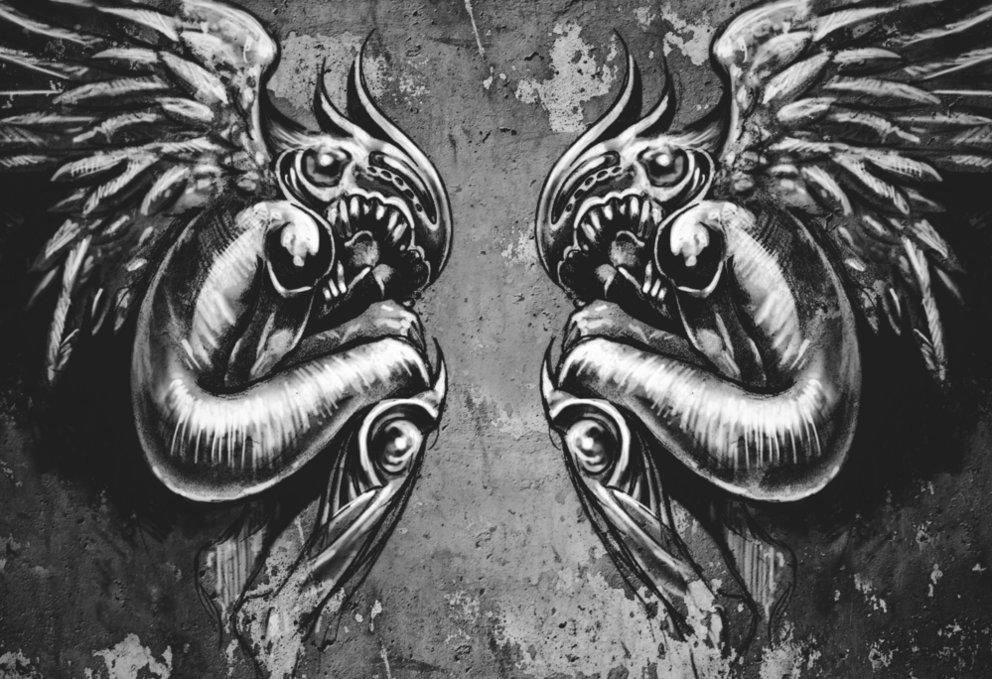 Tattoo Feder Zur Bedeutung Eines Uralten Symbols In Vielen Kulturen