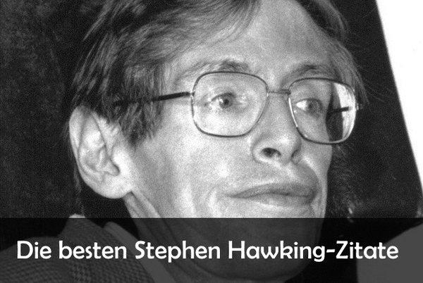 Besten Zitate Von Stephen Hawking