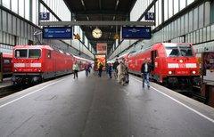 Deutsche Bahn: Beschwerde bei...