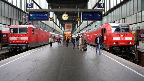 Deutsche Bahn Beschwerde Bei Zugausfall Larm Und Co Einreichen