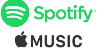Apple-Music-Konkurrenz sorgt für Ärger zwischen Spotify und Musik-Labels