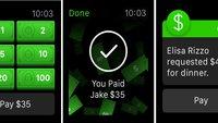Via Apple Watch Geld an Freunde senden mit Square Cash