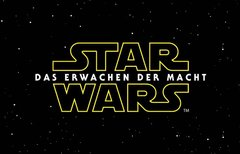 Star Wars: The Force Awakens...