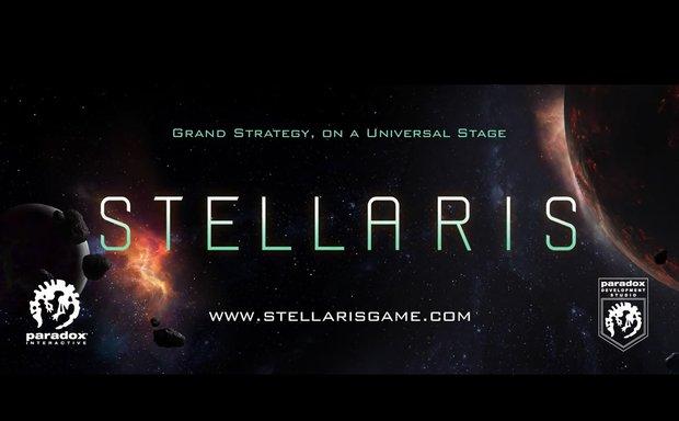 Stellaris: Neues Weltraum-Strategiespiel von Paradox angekündigt