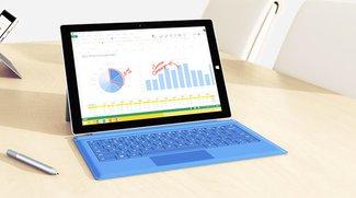 Surface Pro 3: Hardware-Daten, Preis und Verfügbarkeit