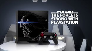 Star Wars Battlefront: Zwei PS4-Bundles im Darth-Vader-Design angekündigt