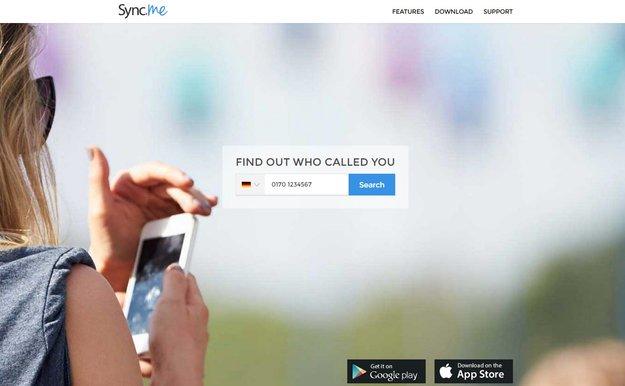 Diese Handynummern-Suchmaschine kennt deinen Namen – ohne dass du davon weißt