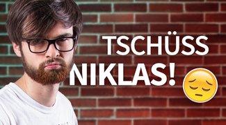 Ankündigung: Niklas verlässt GIGA GAMES