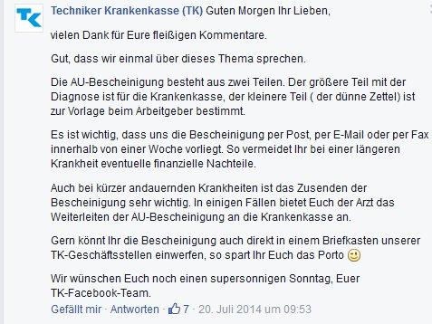 techniker-krankenkasse-facebook
