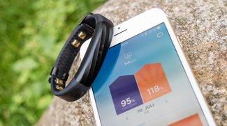 Jawbone UP3 im Test: Fitness-Tracker mit erweiterter Schlafanalyse