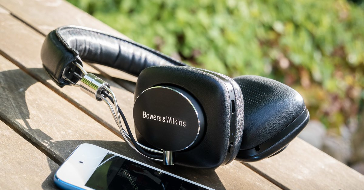 bowers wilkins p5 wireless im test bluetooth kopfh rer. Black Bedroom Furniture Sets. Home Design Ideas