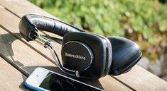 Bowers & Wilkins P5 Wireless im Test:Bluetooth-Kopfhörer auf Hifi-Niveau