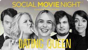 DATING QUEEN Social Movie Night - 440 Tickets mit Malwanne & alive4fashion