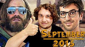 SEPTEMBER 2015 - Das kommt im Kino!