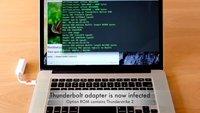 """Thunderstrike 2: """"Wurm"""" kann sich in Mac-Firmware einnisten"""