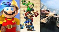 gamescom 2015: Top 5 Nintendo-Spiele! Diese Titel solltet ihr nicht verpassen.