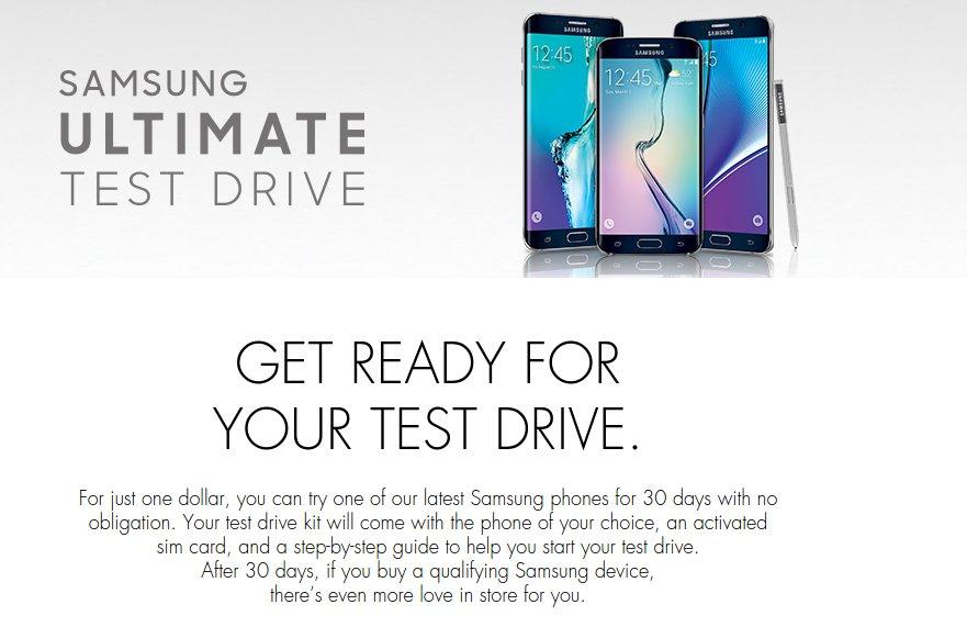 Ultimate Test Drive: Samsung umwirbt iPhone-Nutzer mit Gratis-Testprogramm
