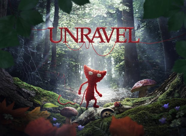 Unravel: Hier ist der neue Gameplay-Trailer!