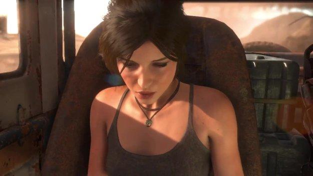 Rise of the Tomb Raider: So sieht das Spiel auf der Xbox 360 aus