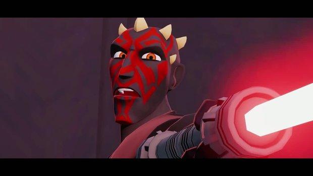 Disney Infinity 3.0 Star Wars: Neuer Trailer zu Twilight of the Republic ist da