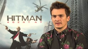 "GIGA im Interview mit Rupert Friend zu ""Hitman: Agent 47"""