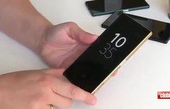 Sony Xperia Z5, Z5 compact und...