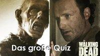 Das große Walking-Dead-Quiz: Wie gut kennt ihr die Zombie-Serie?