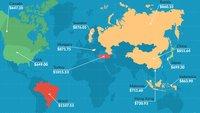 Was ein iPhone rund um den Globus kostet [Infografik]