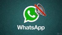 WhatsApp: Chat stummschalten – so gehts