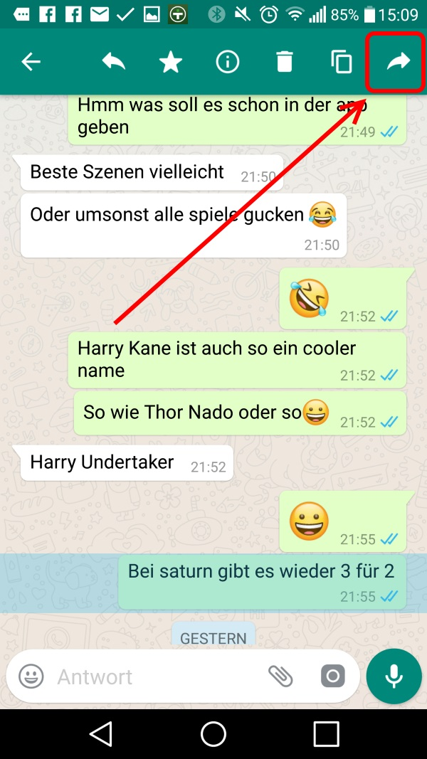 Whatsapp Keine Antwort Whatsapp Automatische Antworten
