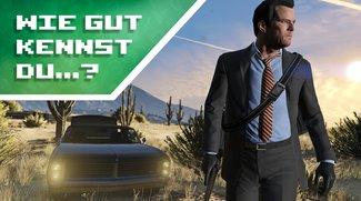 Wie gut kennst du GTA? (Quiz)