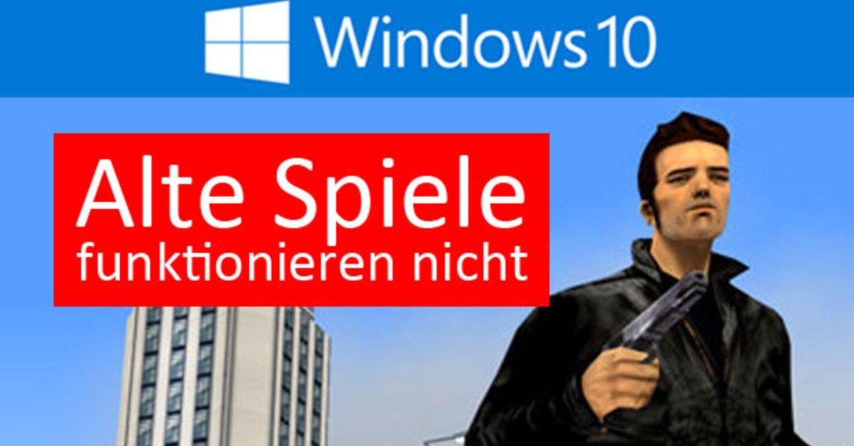 spiele starten nicht windows 10