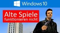 Windows 10: Spiel startet nicht und zeigt Fehlermeldung wegen Securom und Safedisc – Was tun?
